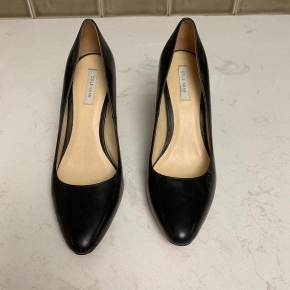 Cole Haan Shoes | Cole Haan Black Pumps